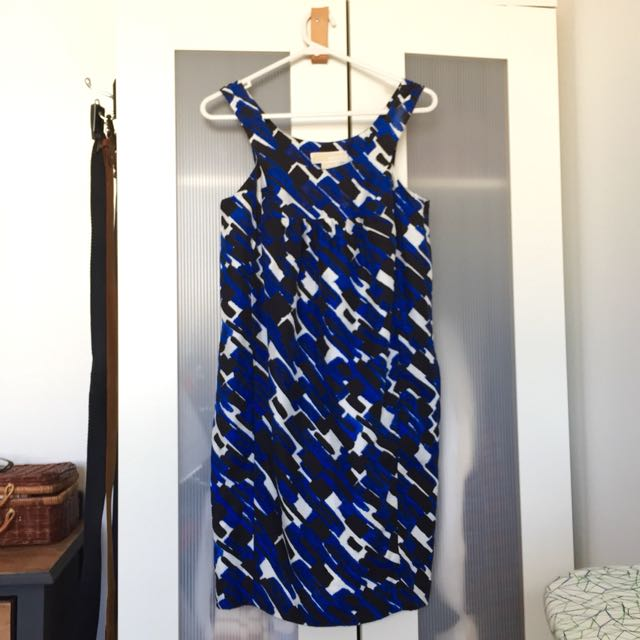 Michael Kors Silk Dress Size 2
