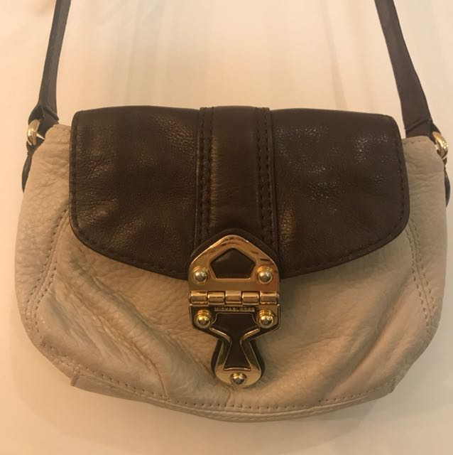 Michael Kors small strap purse