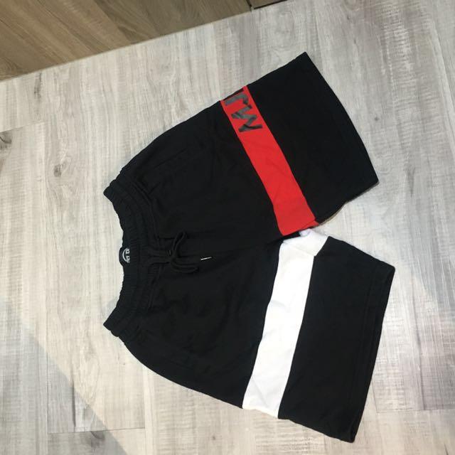 MJF短褲