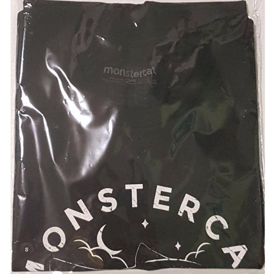 Monstercat Uncaged 03 T-Shirt (Moonlight), Men's Fashion