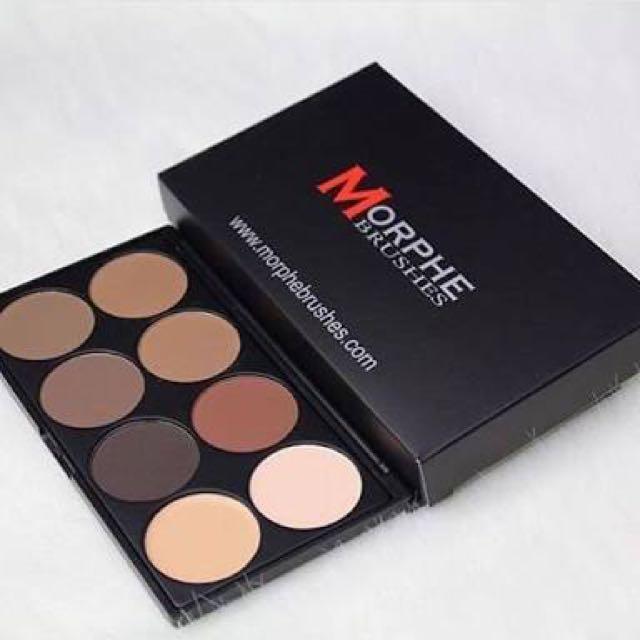 Morphe Eyeshadow Brow8 Palettes