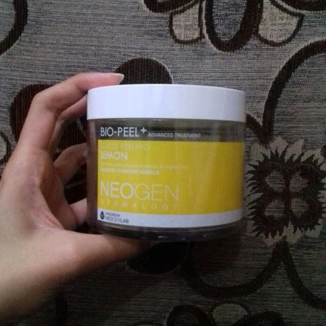 Neogen bio peel lemon (18pad)