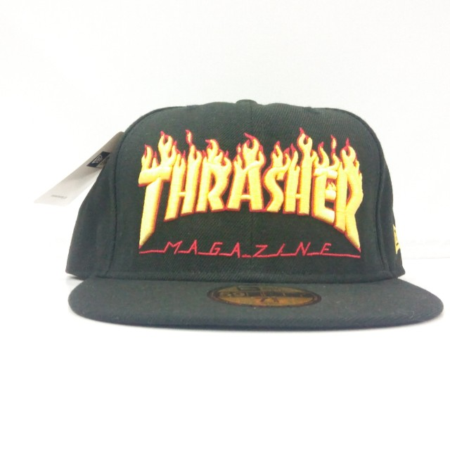 a862684817a New Era fitted X Thrasher mag