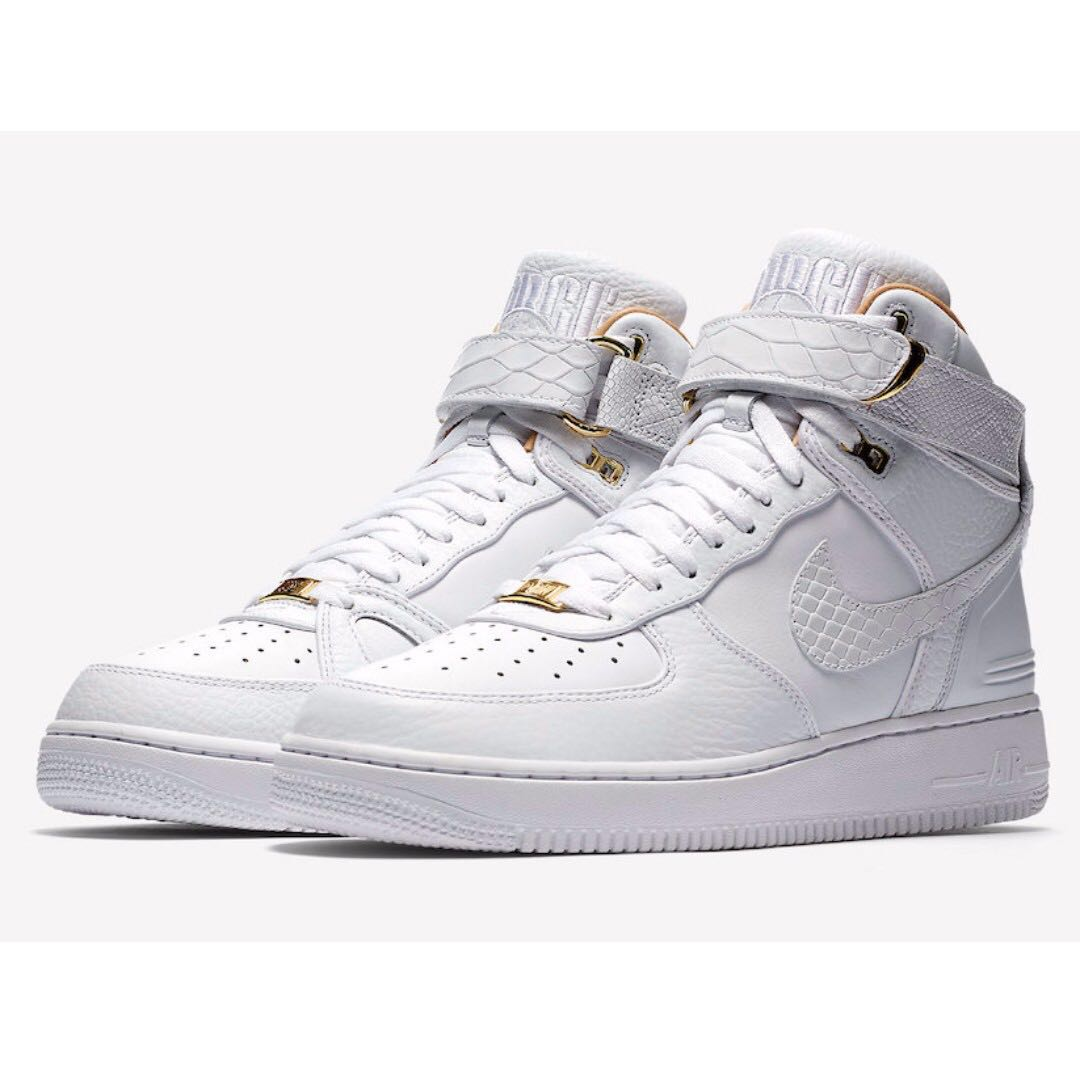 save off fa1a1 5c634 NIKE Air Force 1 High Just Don, Men s Fashion, Footwear on Carousell