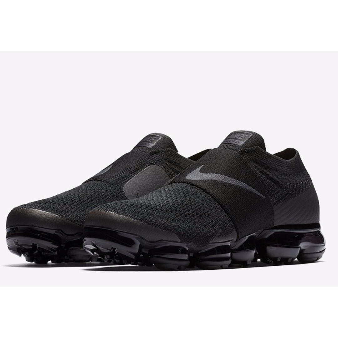 057c9e3015 NIKE AIR VAPORMAX FLYKNIT MOC 'TRIPLE BLACK', Men's Fashion ...