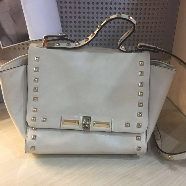 No Brand Bag Broken White