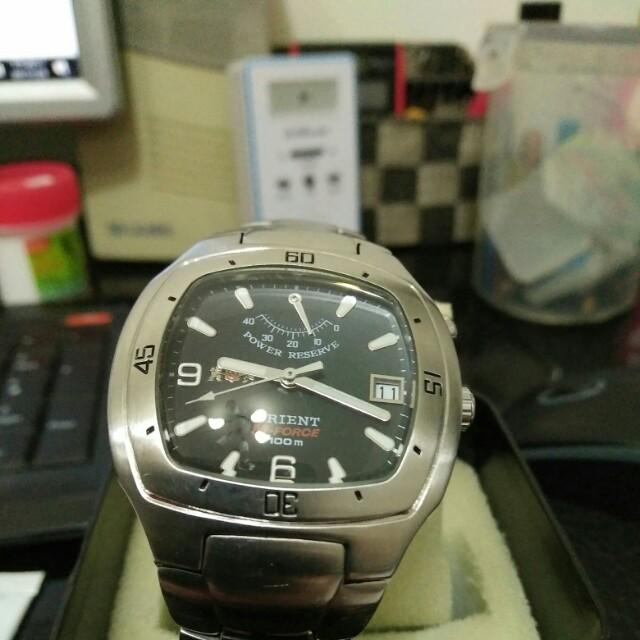 Orient m-force機械錶