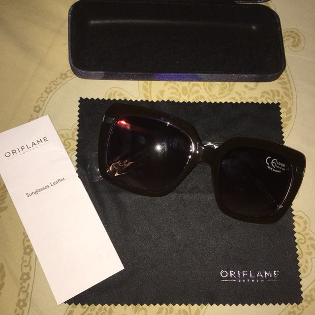 Oriflame Leaflet Sunglasses NEW