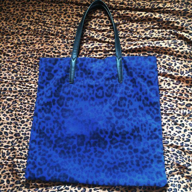 Original Istbelle Tote Bag (Animal print)