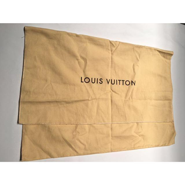 Original Louis Vuitton Dustbag