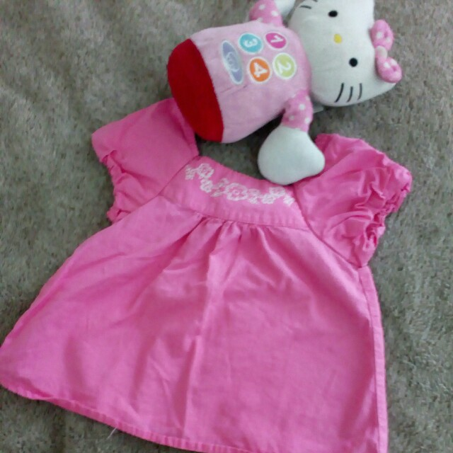 OshKosk Dress from U.S. for 12 month baby