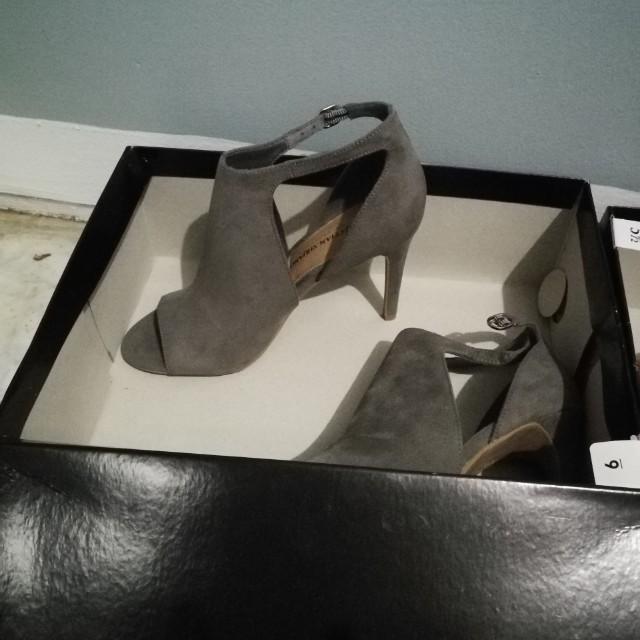 payless open toe booties
