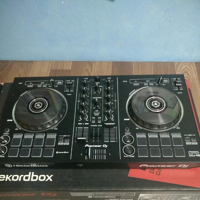 Pioneer DJ rekordbox DDJ-RB, Electronics, Others on Carousell