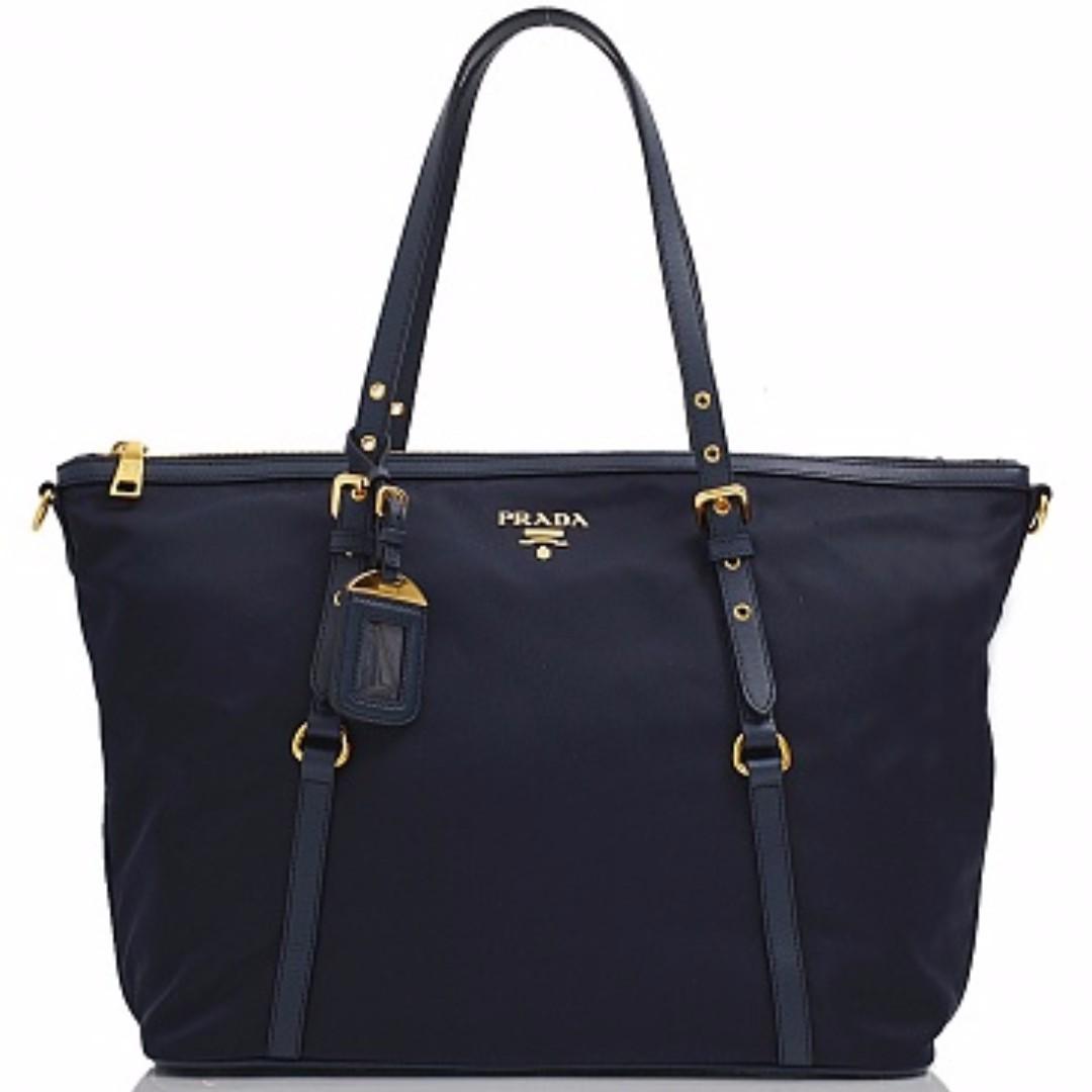84f9bf6c96a6 Prada Tessuto Nylon Shoulder Bag - BRAND NEW! LAST Piece!, Luxury ...