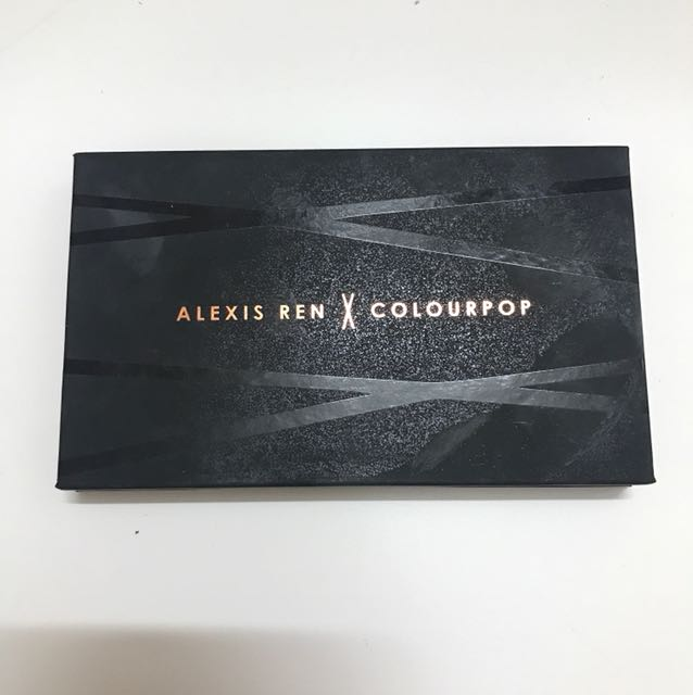 Preloved Alexis Ren x Colourpop Bronzer & Highlighter