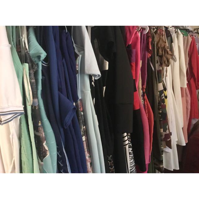 Preloved Dresses ❤️