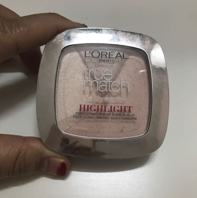 Preloved Loreal Highlighter