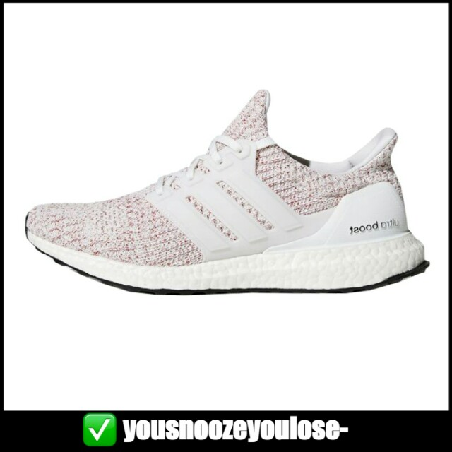 Preorder] Adidas ultra impulso ultraboost Candy Cane / multi pink
