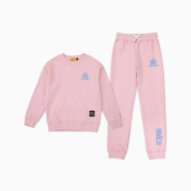 Quick Preorder! Official myct studio shop produce 101 pink sweater ...