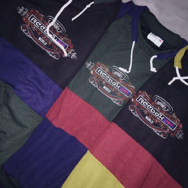 少量新色Reebok Vintage Sweatshirt