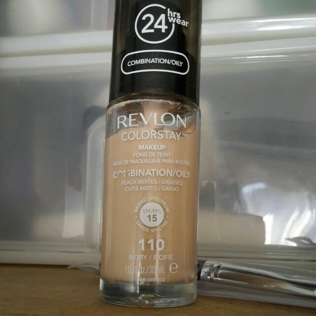 Revlon Foundation 110