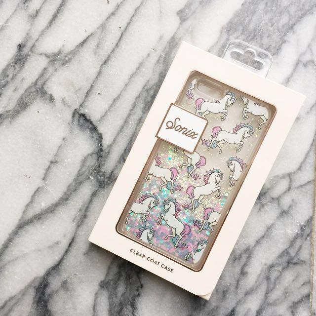 Sanix IPhone 6 Plus 正版流沙獨角獸手機殼