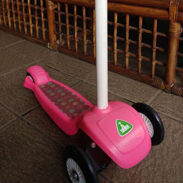 Scooter ELC / Skuter Anak ELC