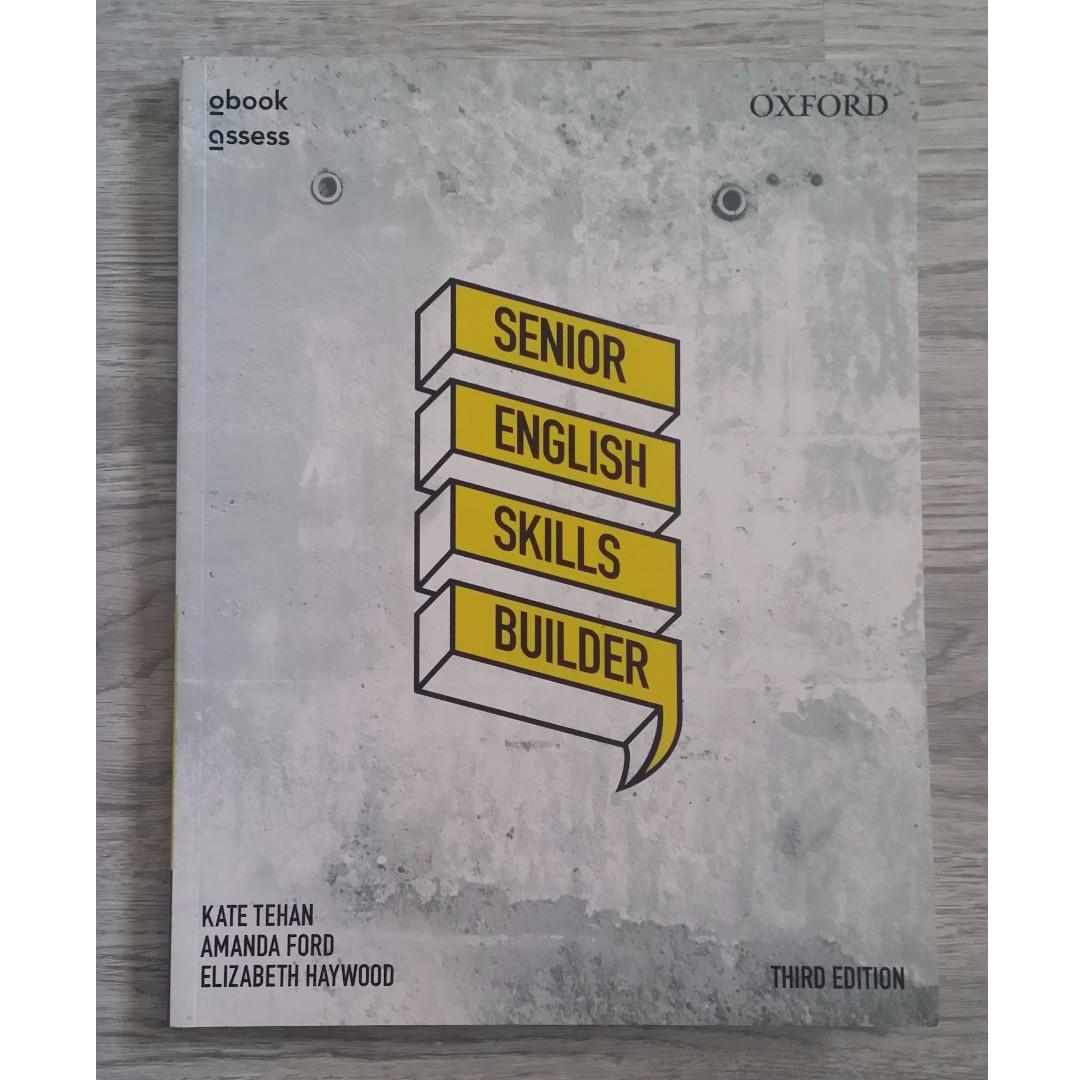 Oxford Senior English Skills Builder