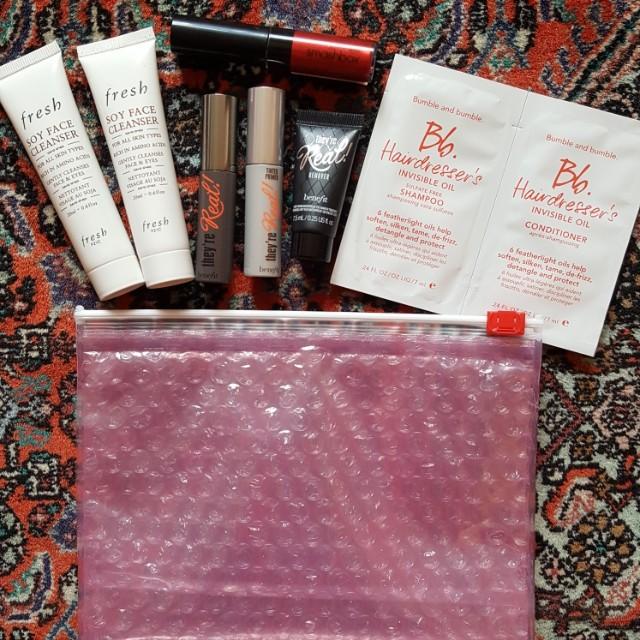 Sephora Makeup + Skincare Bundle