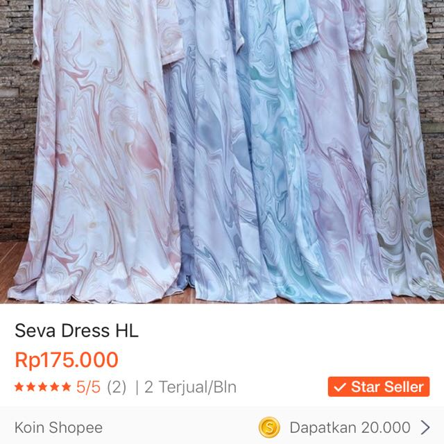 Seva Dress Tosca M by HL