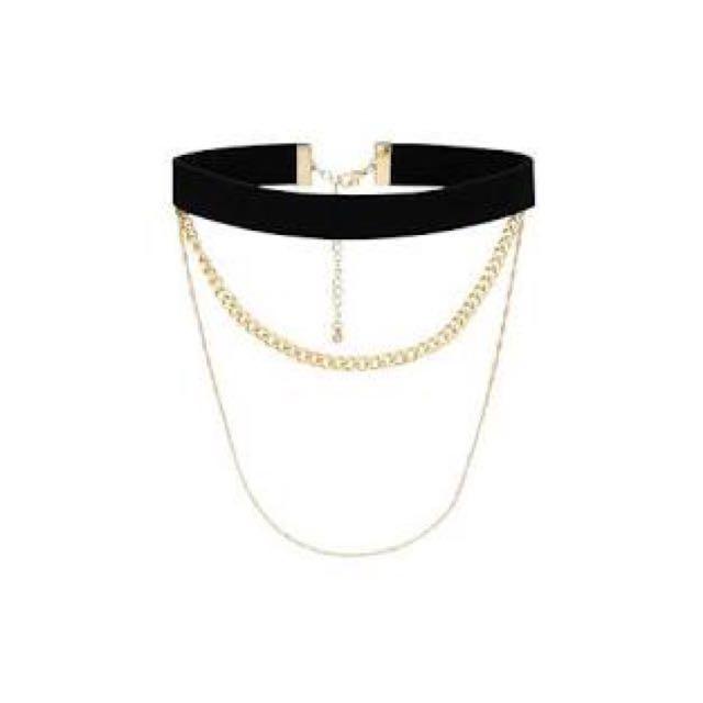 Sheike • Bravery • Choker necklace