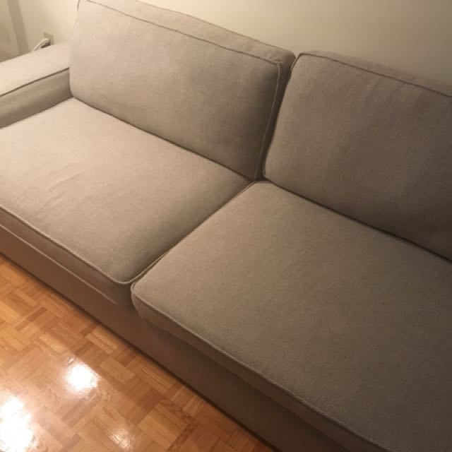 Sofa bed from Ikea for sale (queen size)