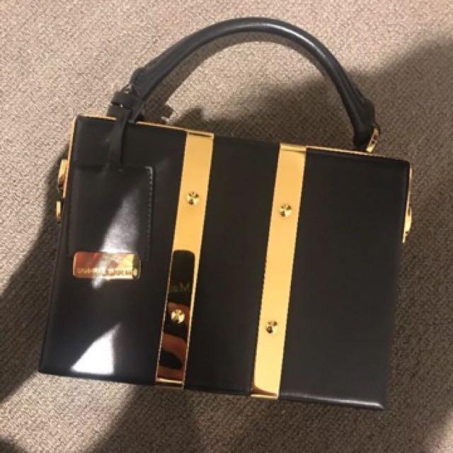 Sophie Hulme Mini Albany Bag