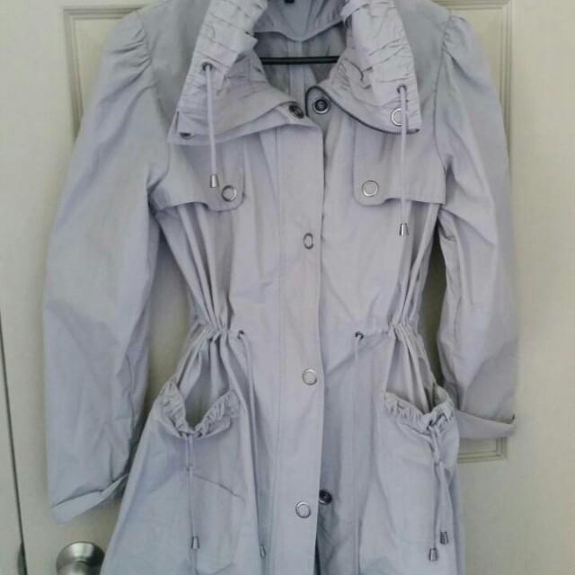 Stylish casual ignite raincoat