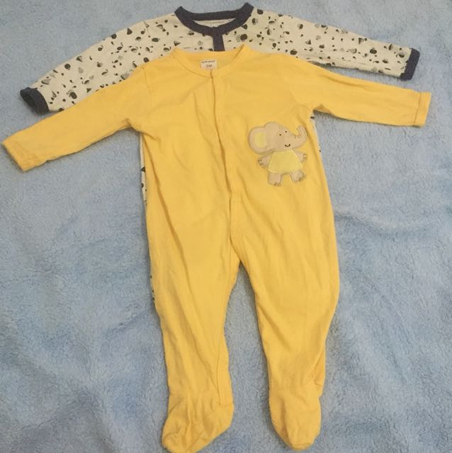 TAKE ALL Carters Sleepsuit Baby