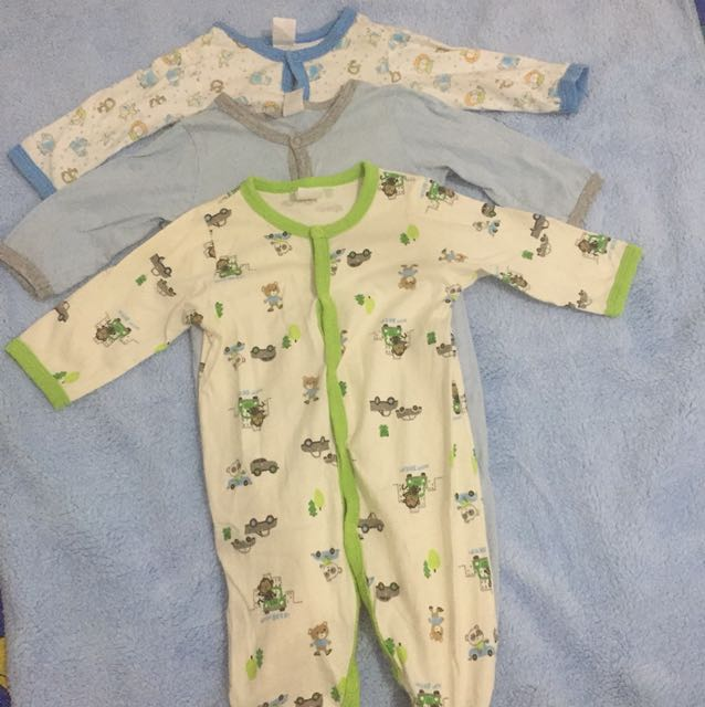 TAKE ALL Next Sleepsuit Baby