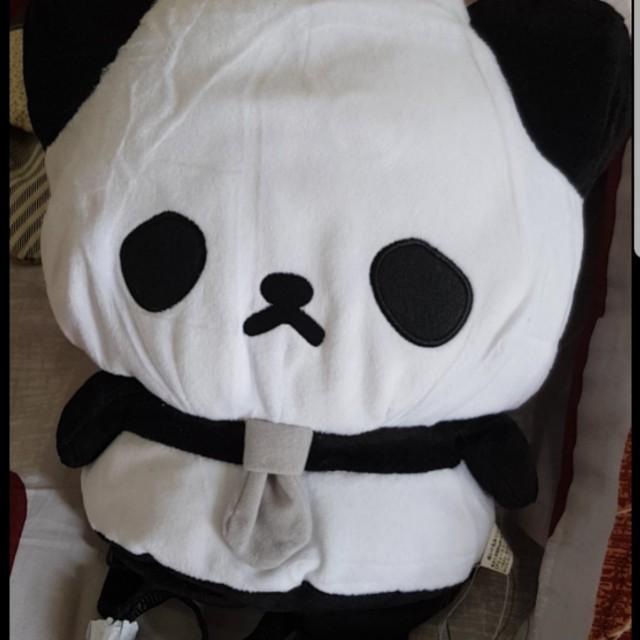 Tas ransel panda
