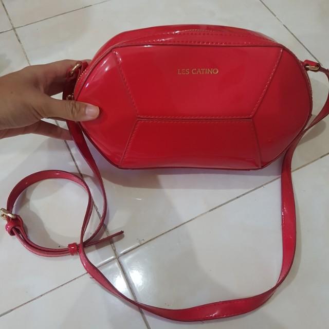 Tas sling bag Les Catino Ori