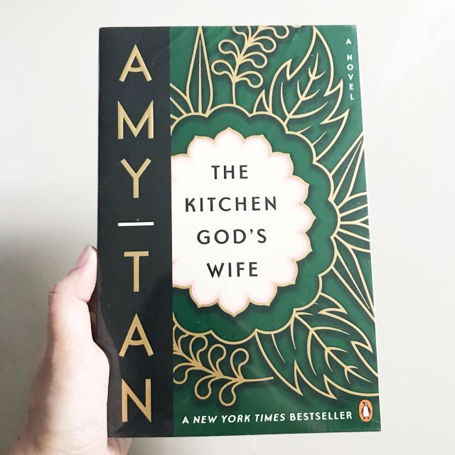The Kitchen God's Wife (by Amy Tan)