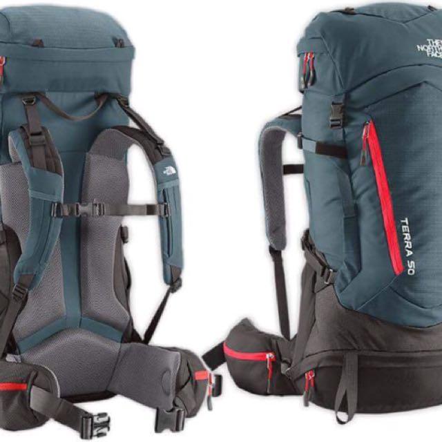 The North Face Bag Tera 50