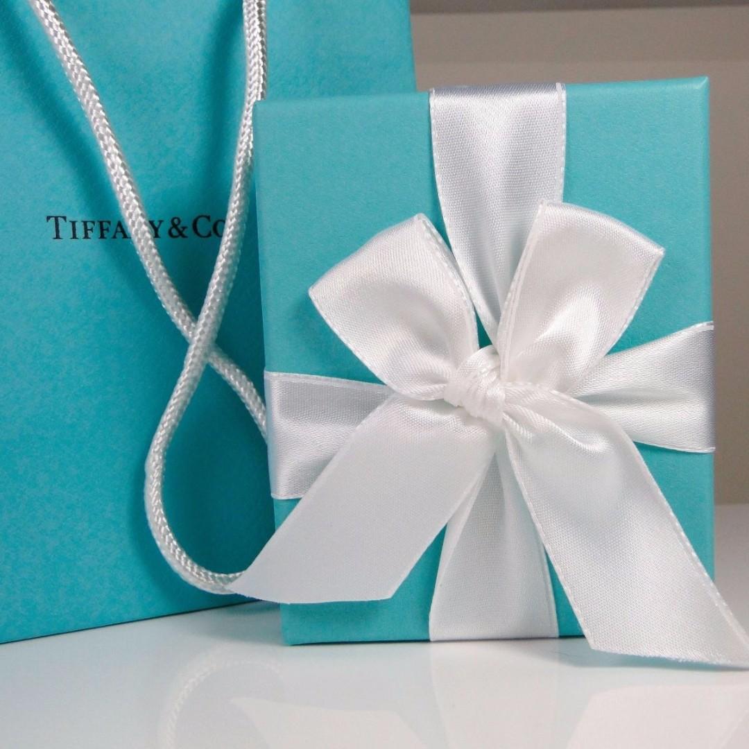 Tiffany & Co Villa Paloma 18K Rose Gold Flower Pendant Necklace NEW ...