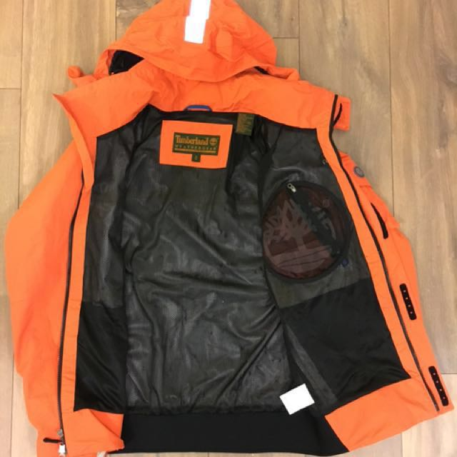 Timberland - waterproof all weather shell good condition