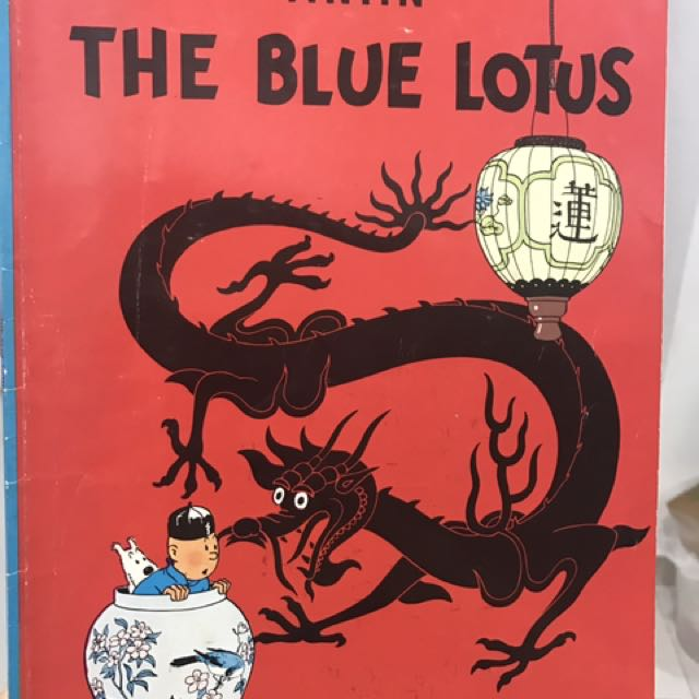 Tintin - The Blue Lotus