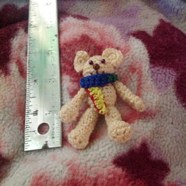 Tiny Cuddle Bear