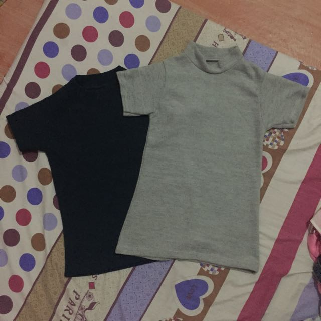Turtle neck top (2 for 150)