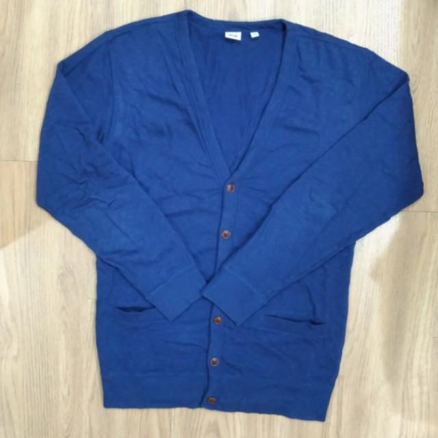 UNIQLO 針織外套 開襟衫 近全新 M size
