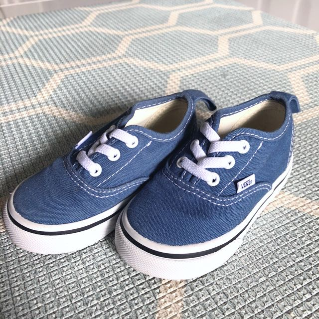 b8330ad570e Vans Authentic Elastic Lace Sneakers US 5, Babies & Kids, Boys ...