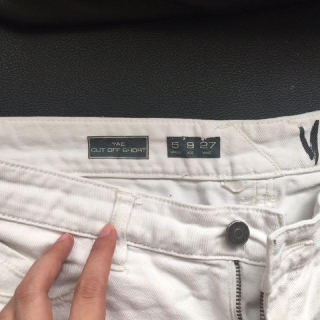 Volcom sexy short