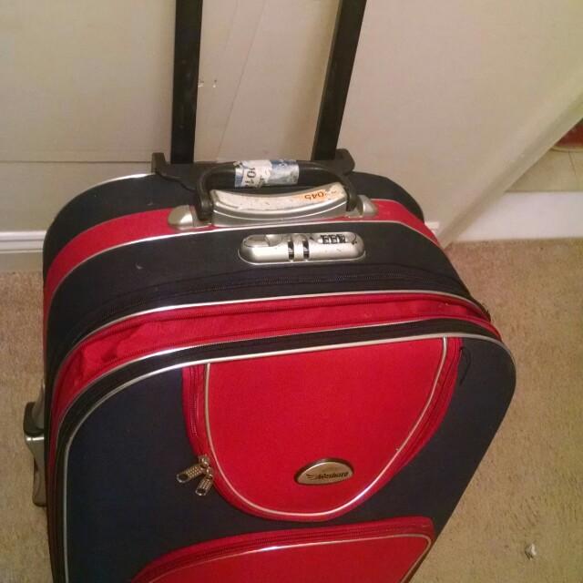 Weshare luggage