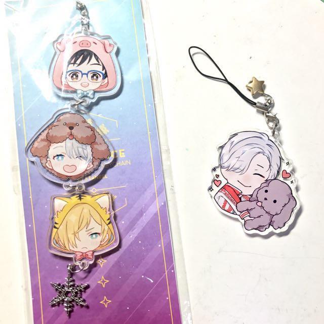 Yuri On Ice Fanart Merchandise Goods 1212YES
